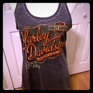 ❌SOLD❌ Harley Davidson tank top